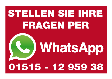 Jetzt per WhatsApp fragen stellen.